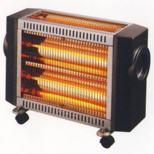 תנור חימום 2+2 אינפרא Hemilton HEM978