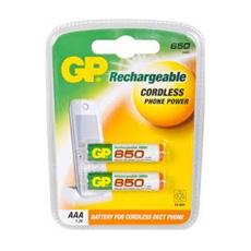 סוללה GP AAA Rechargeable 650mAh 2pck