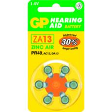 סוללה GP ZA13 6pck
