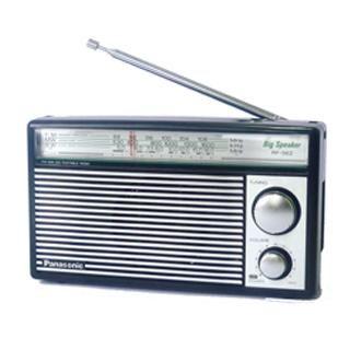 מערכת שמע ניידת Panasonic RF562DGC