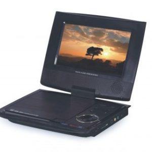 DVD נייד עם מסך  Akai AK4129