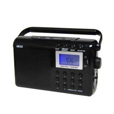 מערכת שמע ניידת Akai R2010